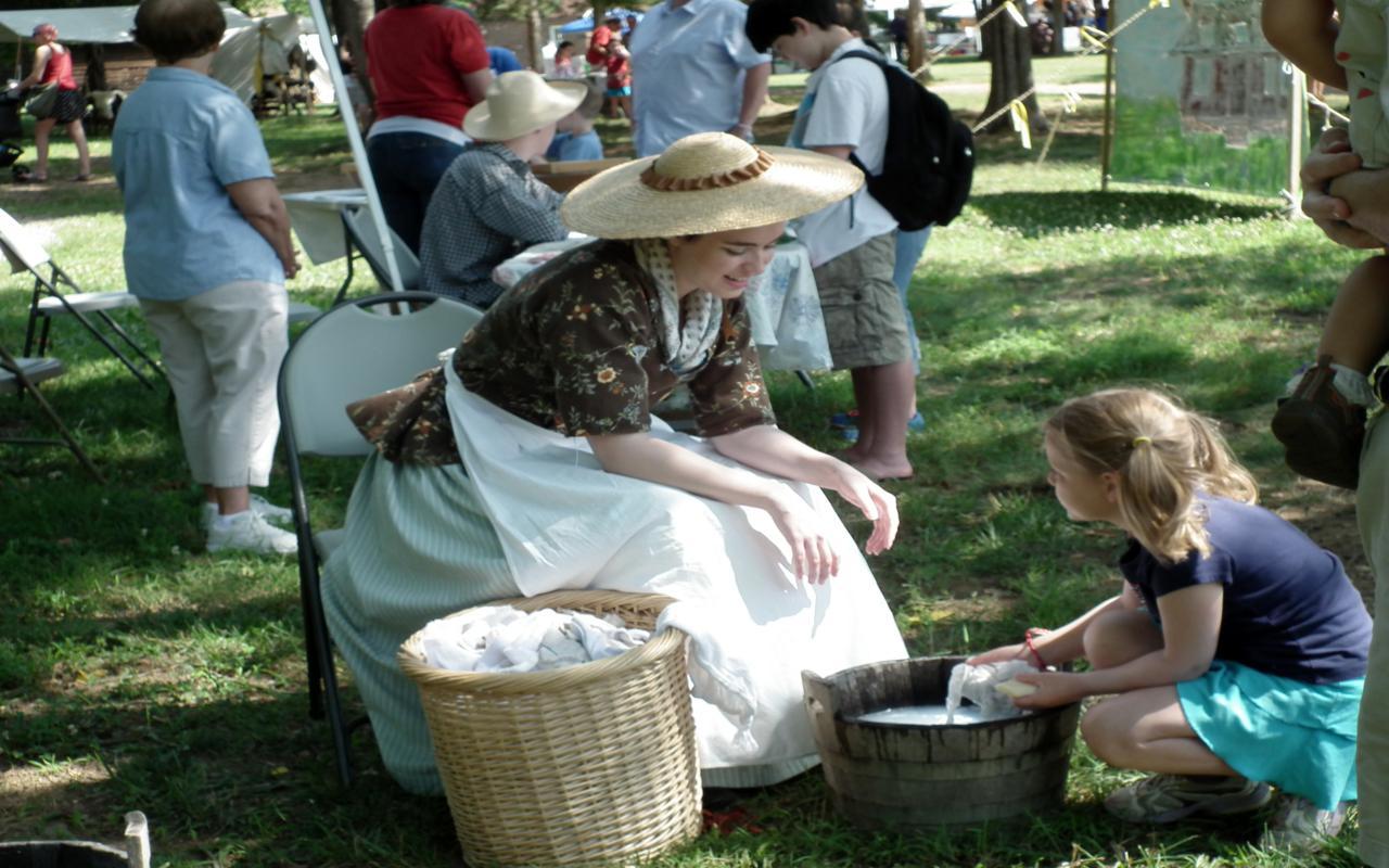 Discovering George Washington's Ferry Farm