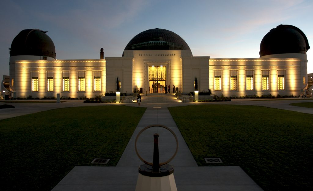 Griffith Observatory -LA
