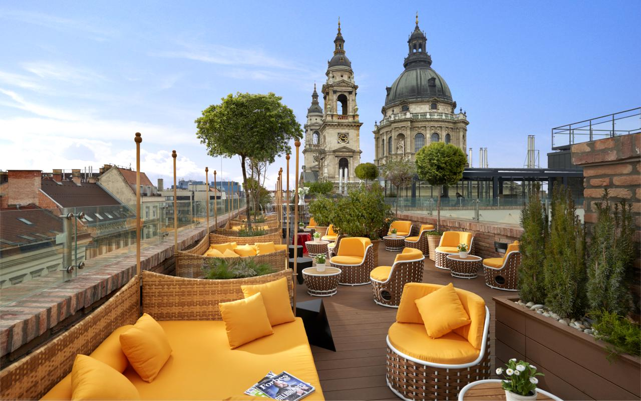 Budapest's Aria Hotel: A Melodious Masterpiece That Hits the High Notes