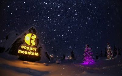Make Every Day a Powder Day at Copper Mountain