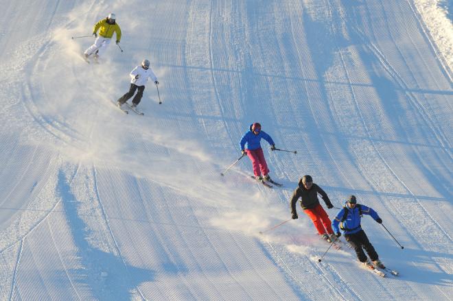 Five Alpine Ski Resorts for Beginners