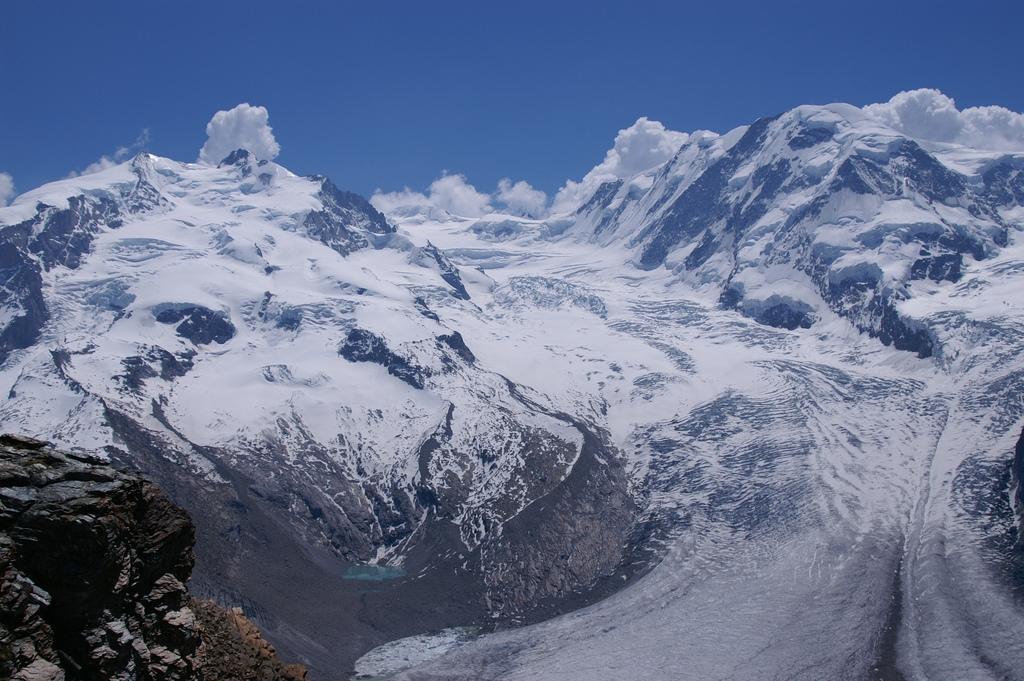 Monte-Rosa-Massif