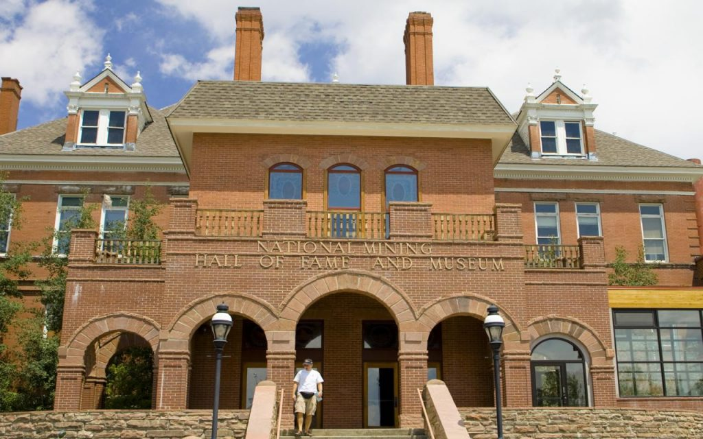 Colorado Activities - National Mining Hall of Fame and Museum in Leadville