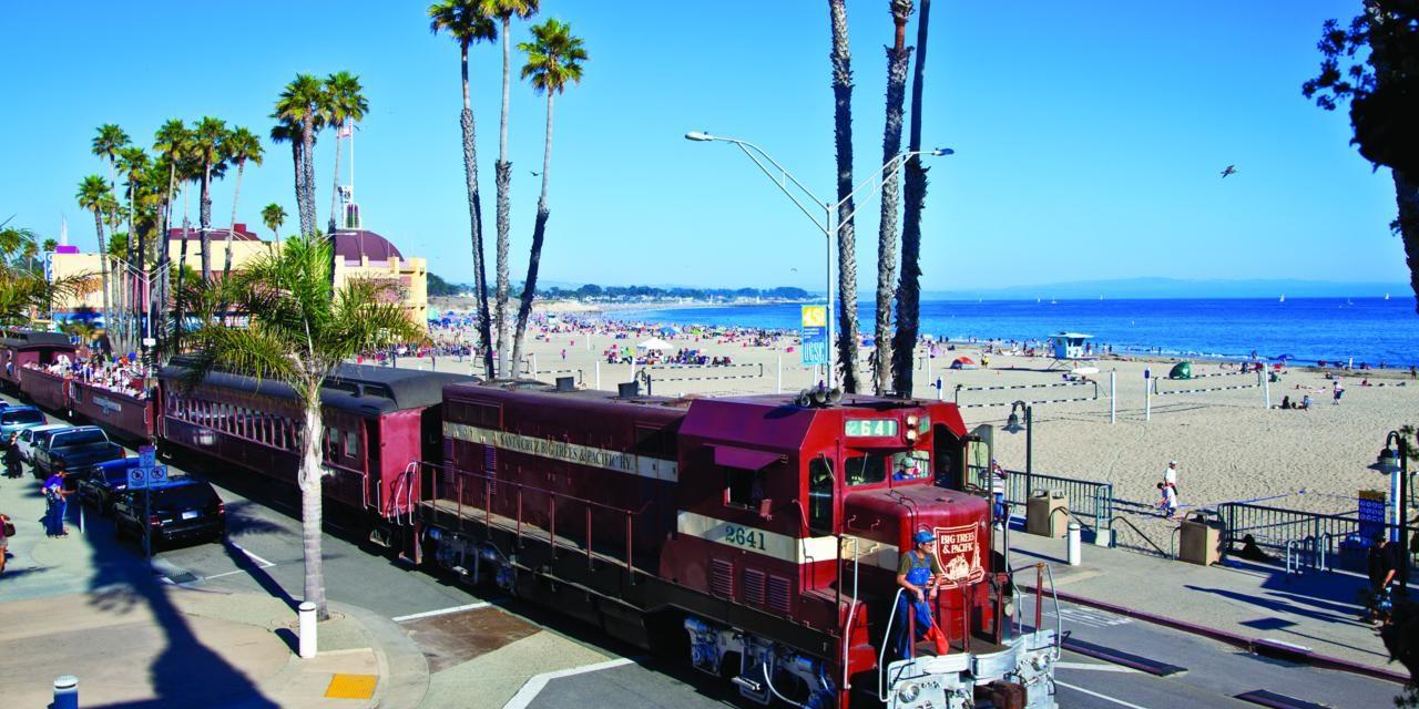 California By Rail