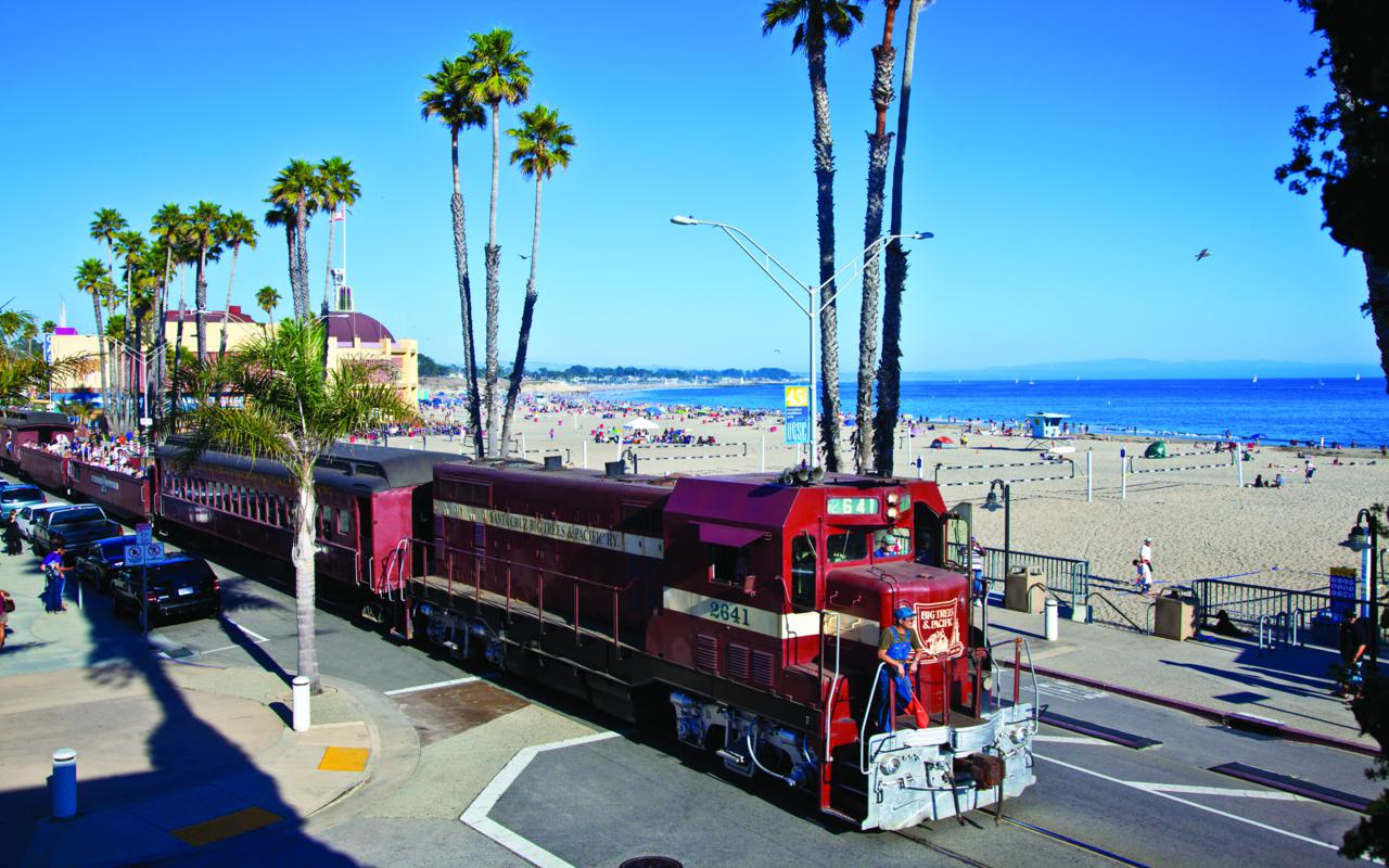 California By Rail