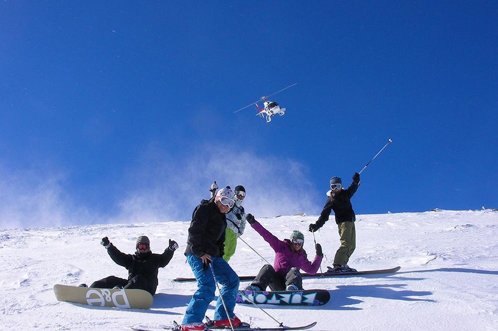 Southern Lakes Heli Ski Group