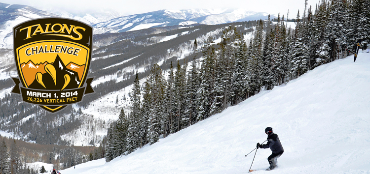 Bald Eagle at Beaver Creek - Mogul Skiing