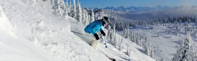 Big Skiing, Quaint Feeling: Whitefish Mountain Resort