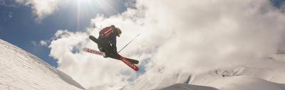 Eco-Conscious Summer Skiing at Chile's Corralco Ski Resort