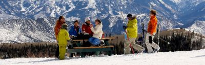 There's a Lot of Snow in Glenwood Springs, CO; Here's What To Do With It