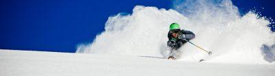 Sleek & Simple Ski Poles with a Big Mission