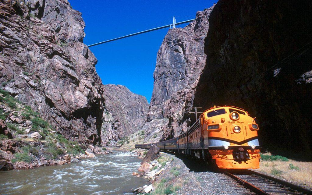 Train Rides in Colorado - Royal Gorge Route Railroad