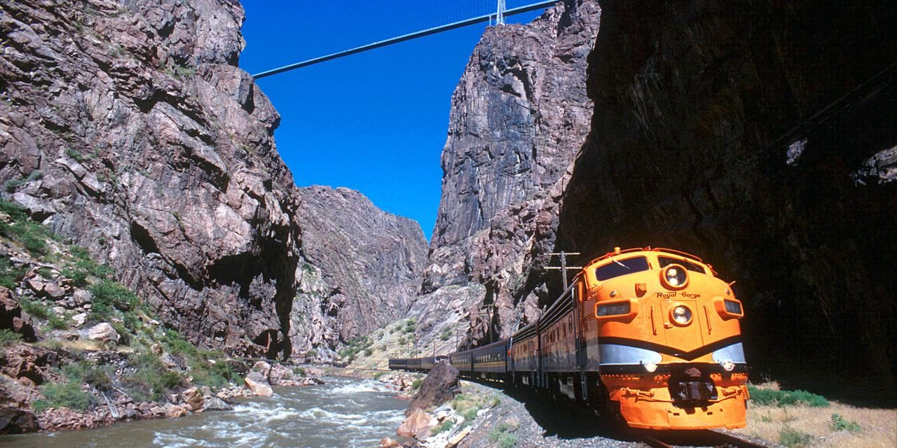 The Best 8 Train Rides in Colorado for Groups