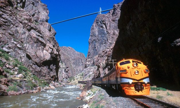 Discovering Colorado on the Rails
