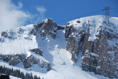 Eight Top Resorts for Expert Skiers in the US