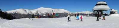 Small Ski Resorts with the Best Views