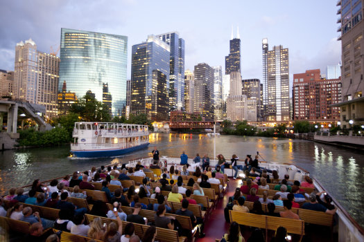Shoreline Sightseeing Chicago Tour Voted Most Popular