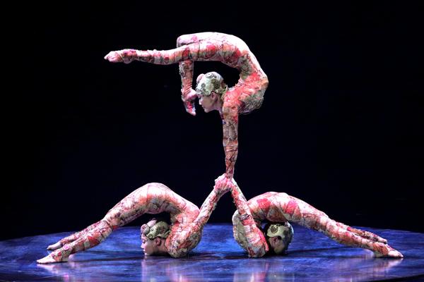 Cirque du Soleil Establishes Chinese Presence