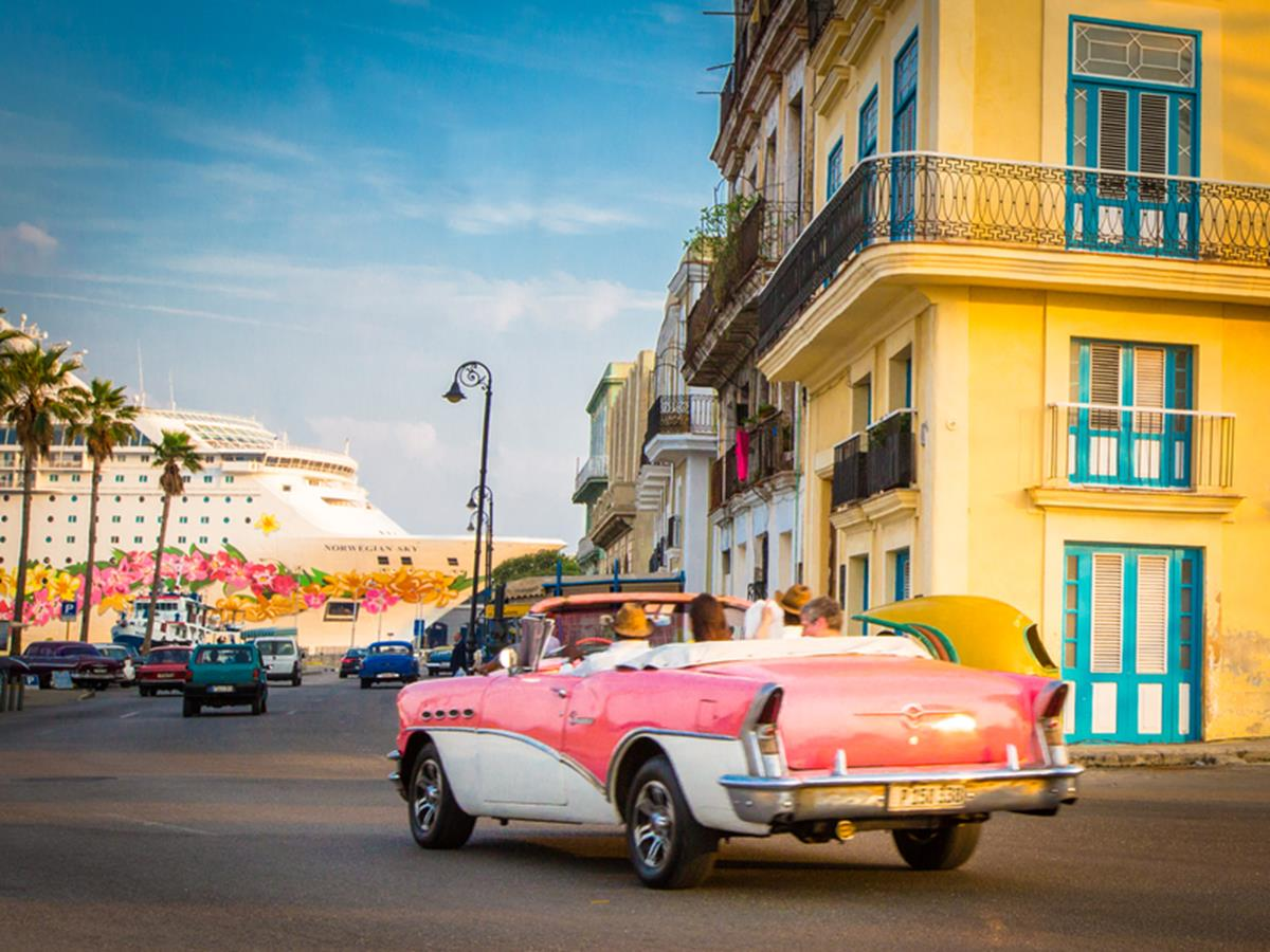 Cuban Cruise