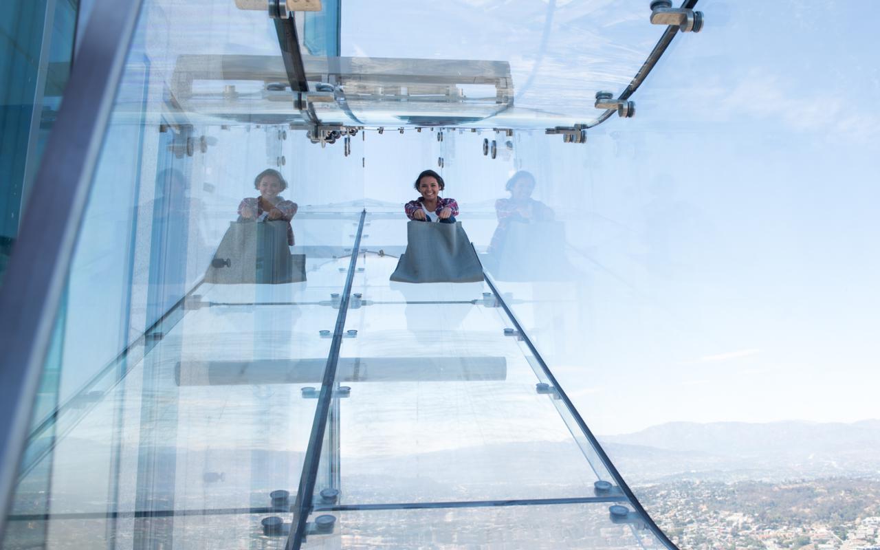 OUE Skyslide