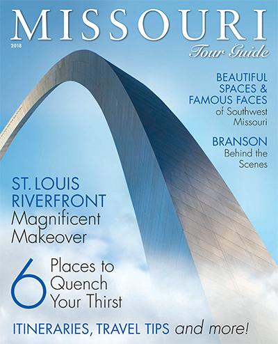 2018 Missouri Tour Guide