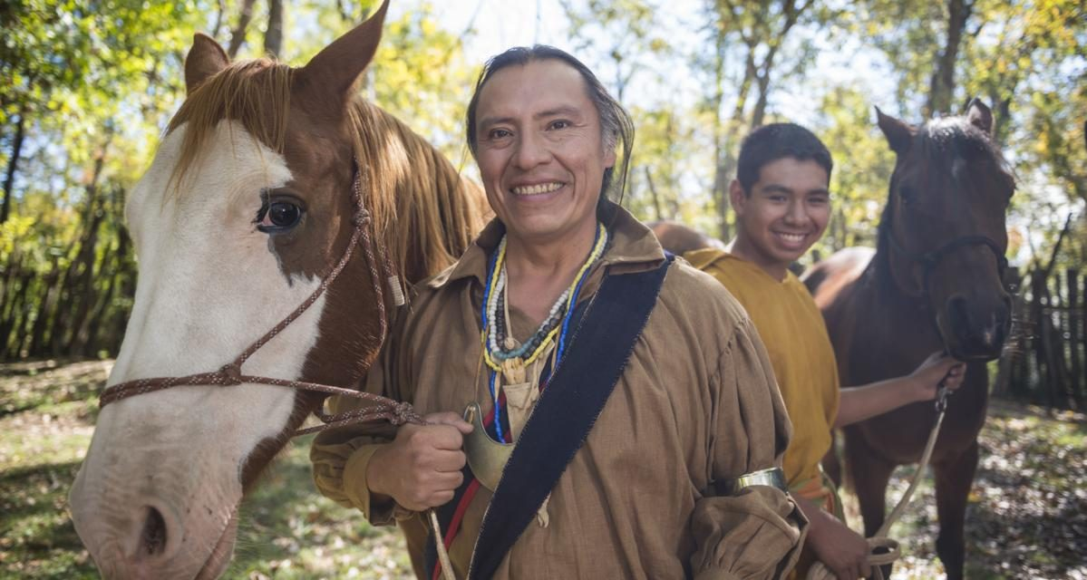 Oklahoma's Native American Heritage