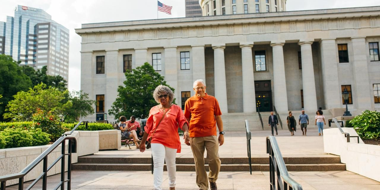 Columbus Itinerary: Patriotic Places and Historical Spaces
