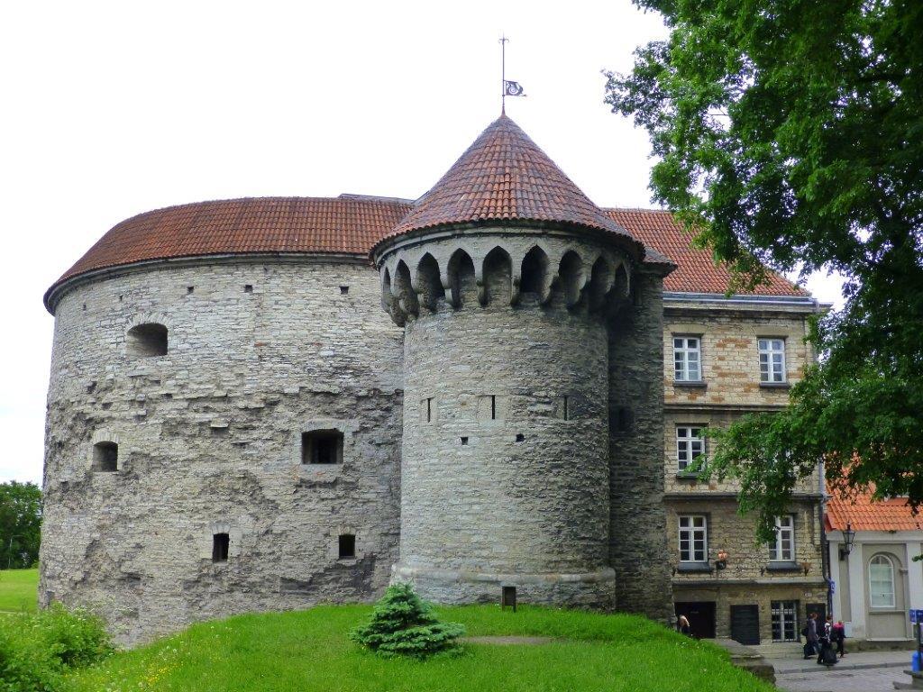 Fat Margaret Tower, Tallinn, Estonia