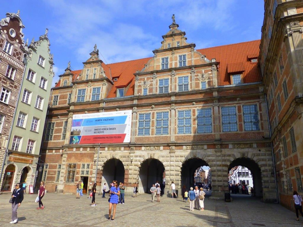 Gdansk's Old Town