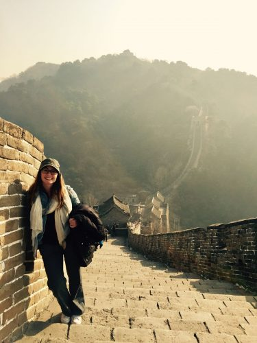 GreatWall - Mary Cecchini