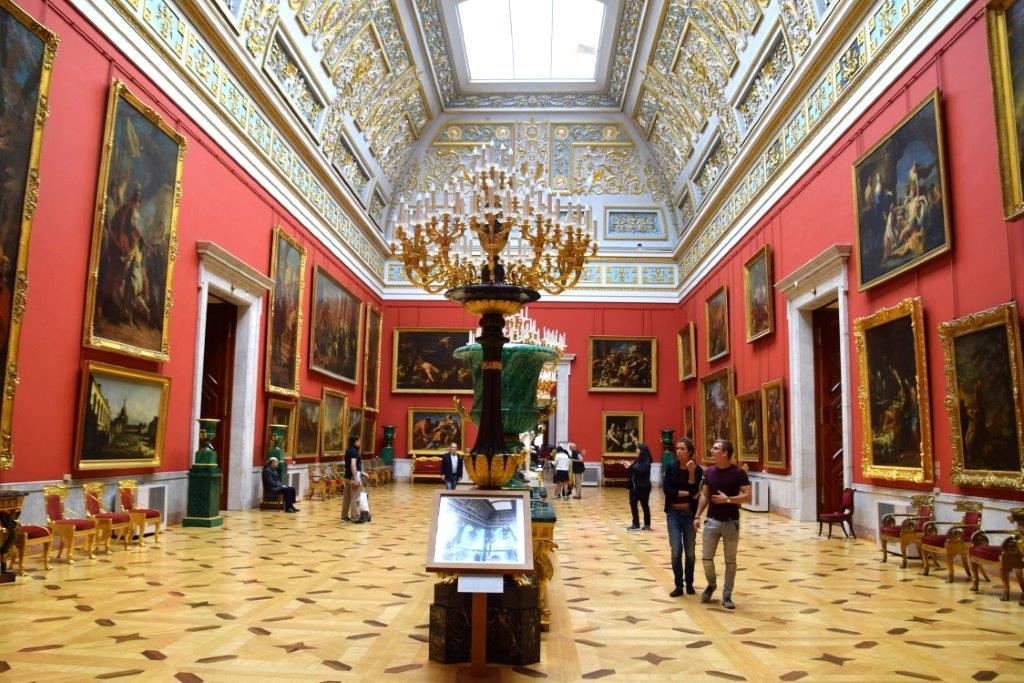 St. Petersburg's State Hermitage Museum