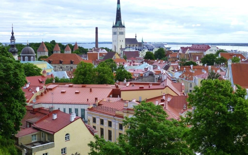 Cruising the Baltic Sea