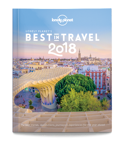 Lonely Planet Announces Top Picks for 2018