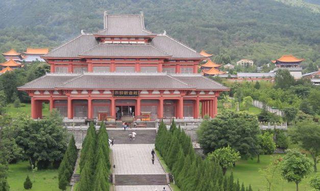 Breathtaking Chinese Spiritual Sights