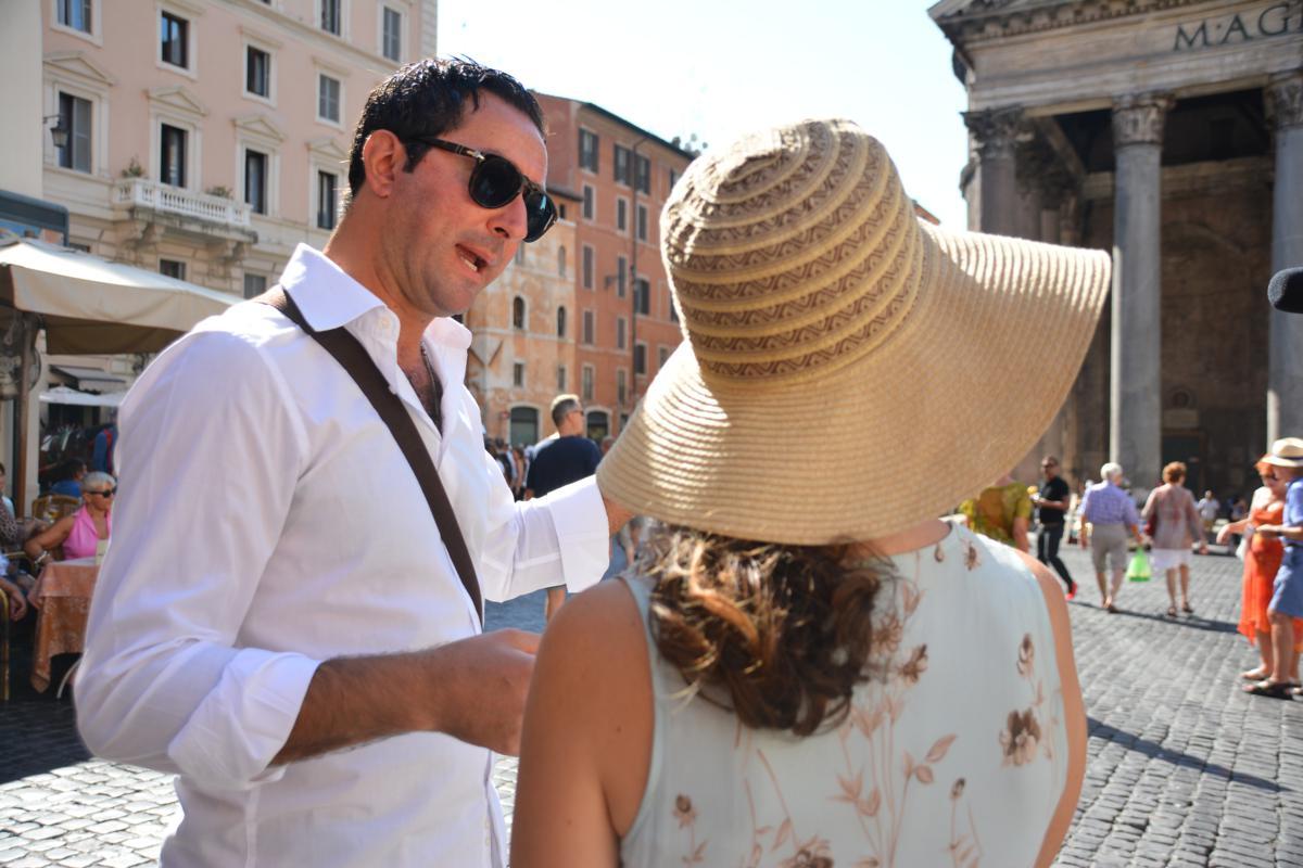 Mauro in Rome