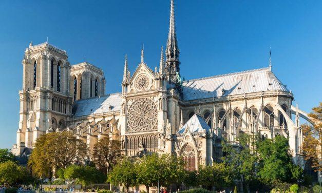 8 Spiritual Sites in France