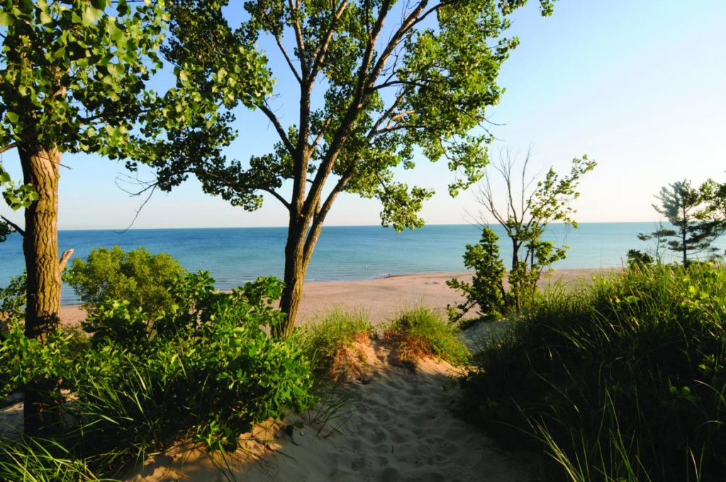 Indiana Dunes State Park - Indiana State Parks