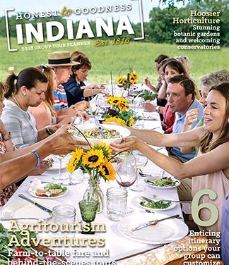 2018 Indiana Group Tour Planner