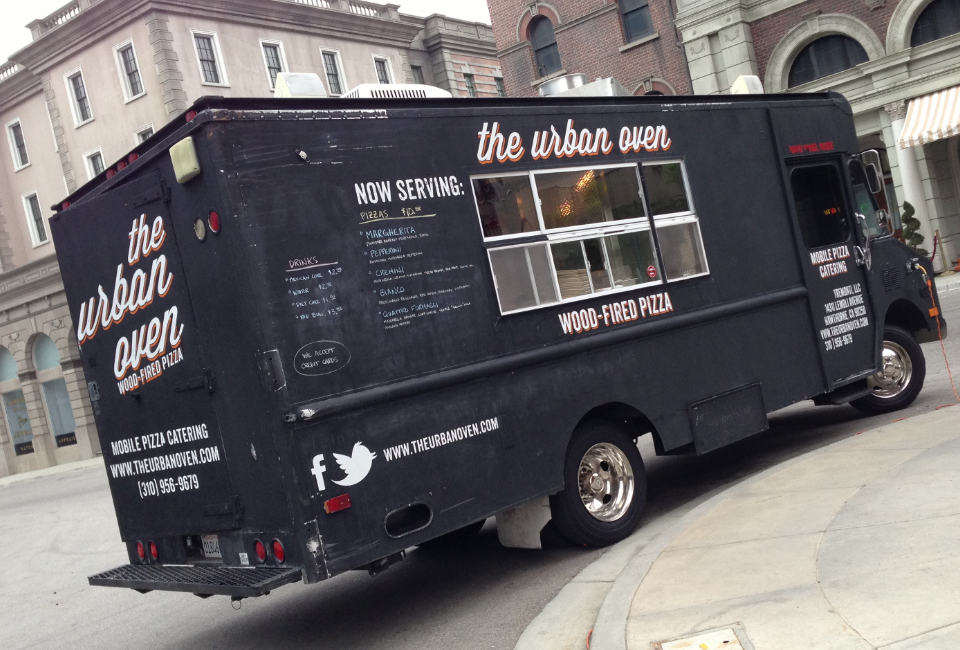 The Urban Oven