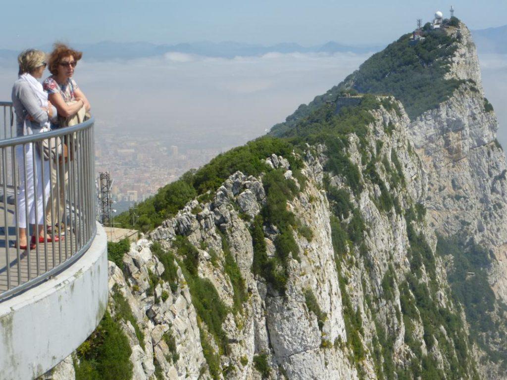 Gibraltar Top of the Rock
