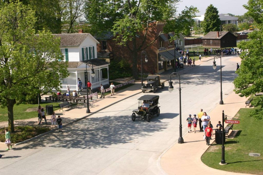 Greenfield Villages