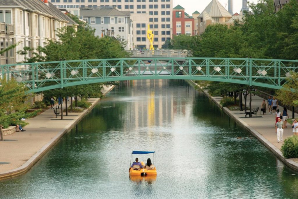 Skylines Indianapolis
