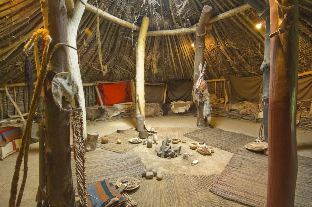 Stuhr Earth Lodge