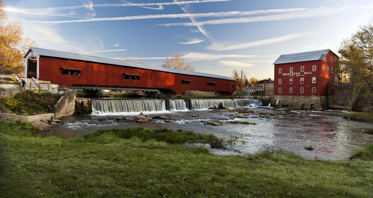 Western Indiana Itinerary: Arts, Culture & Covered Bridges