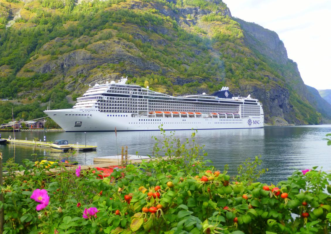 Sailing Norway's Scenic Fjords