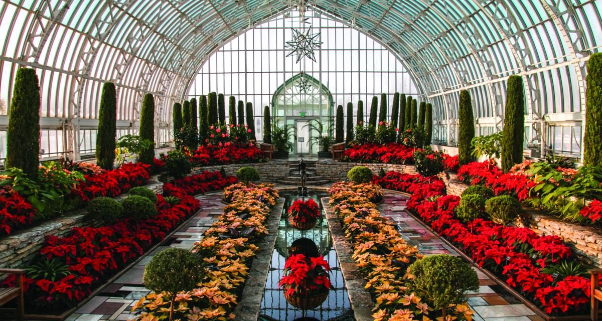 A Bounty of Exquisite Botanical Gardens