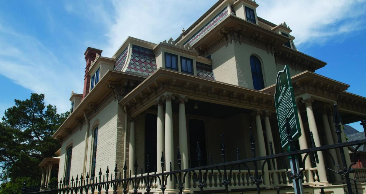 Historic Mansions of Minnesota