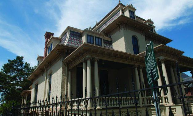 Historic Mansions of Minnesota