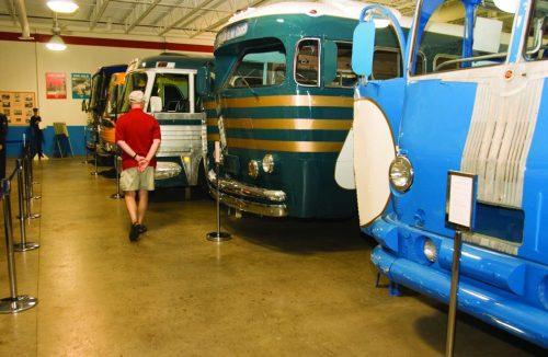 Grayhound Bus Museum