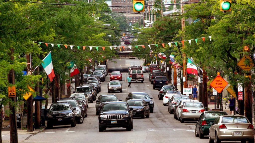 Cleveland Little Italy